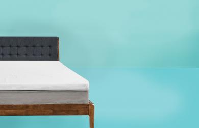 single mattress topper